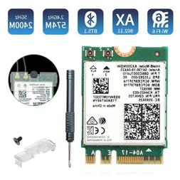 AX200NGW Wireless Card Network Wifi 6 AX200 card 2974Mbps 80