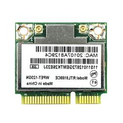 For HP Laptop Realtek RTL8188CE Wireless Network Card WPET-1