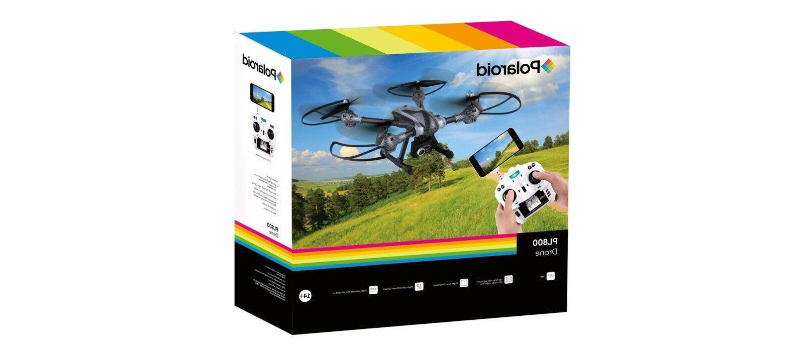 hd720p wi fi camera drone with adjustable