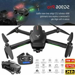 SG906 PRO GPS RC Drone with Camera 4K 5G Wifi FPV 2-axis Gim