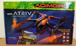 Dromida Vista FPV Ready-to-Fly Drone with Tactic DroneView 7