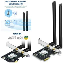 WiFi Card for PC Dual Band Wireless Network Card 2.4Ghz/5Ghz