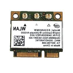 Wireless WiFi Adapter WLAN Card for Dell Latitude E6520 E651